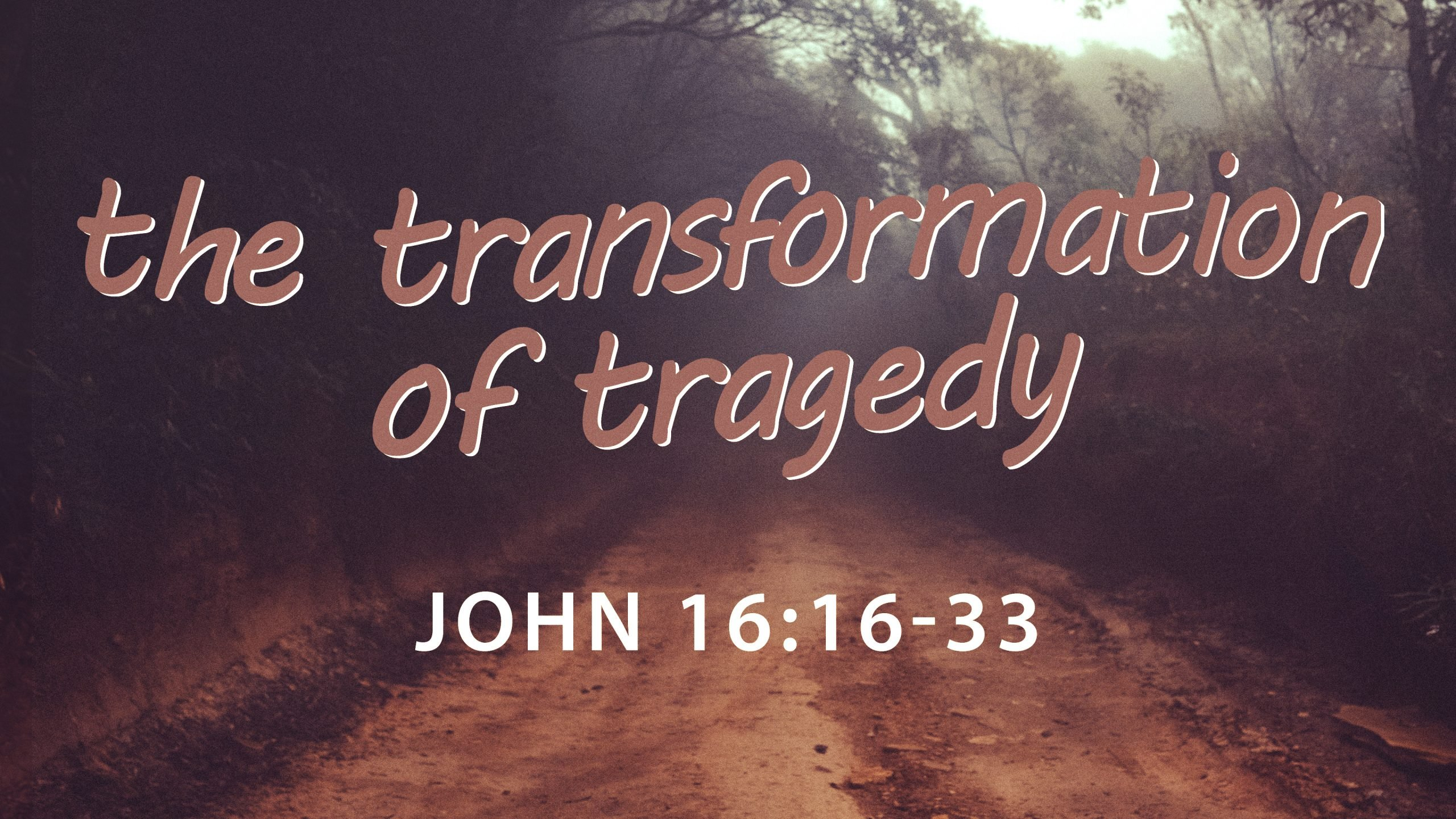The Transformation of Tragedy